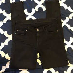 7 For All Mankind | The Skinny | Black